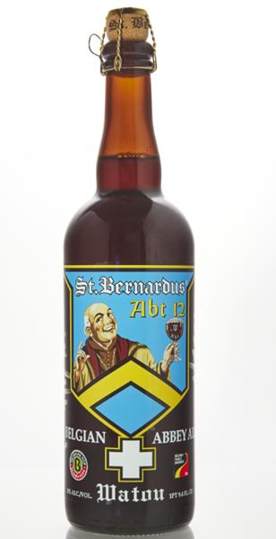 St. Bernardus Abt. 12 75cl