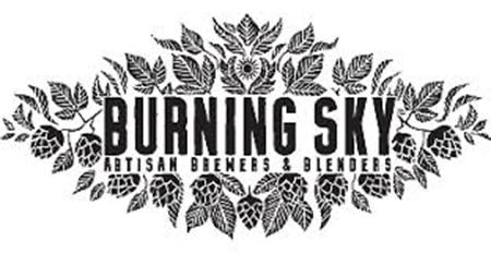 Billede til varegruppe Burning sky