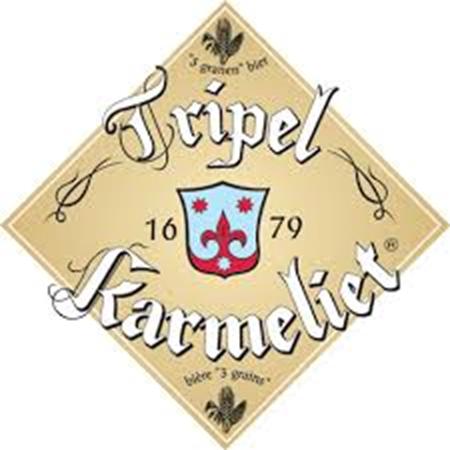 Billede til varegruppe Tripel Karmeliet - 33 cl