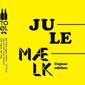 Jule Mælk Cognac Edition ToØl