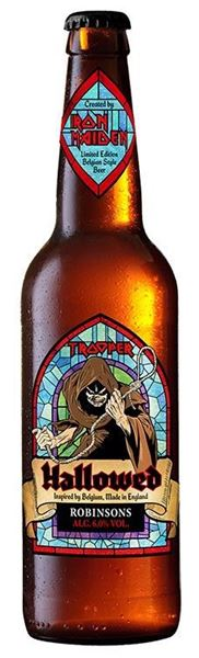 Hallowed Trooper Iron Maiden 33cl