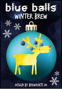 Blue Balls - Winter Brew