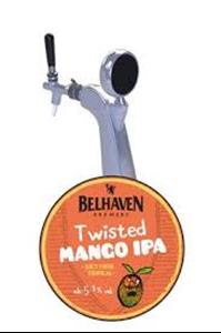 Billede af Belhaven Twisted Mango IPA