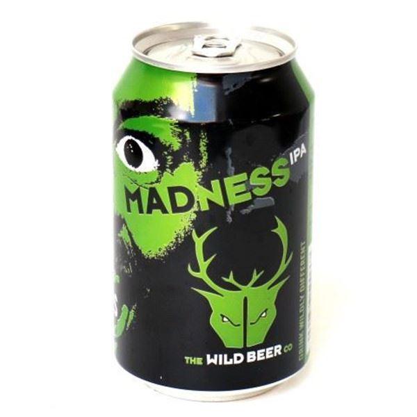 Billede af Madness Ipa - wild beer