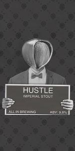 Billede af Hustle - All in brewing