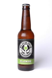 Billede af Blonde premium craft lager - Black isle brewing co