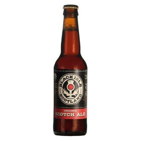Billede af scotch ale - Black isle brewing co