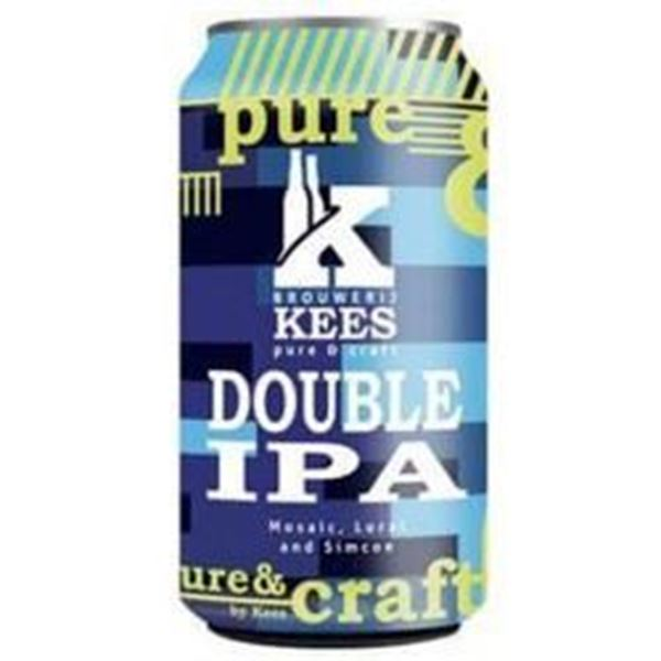 Billede af Double IPA - Kees  33 cl dåse