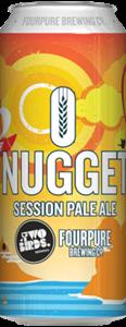 Billede af Nugget session pale ale - Fourpure brewing co