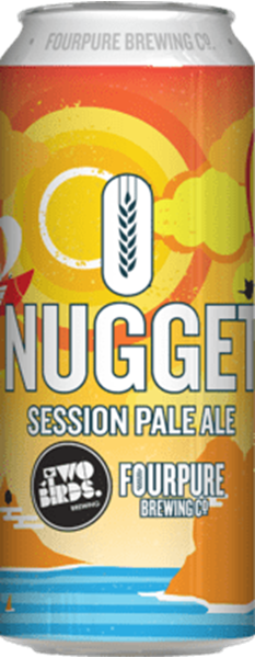 Billede af Nugget session pale ale - Fourpure brewing co