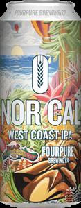 Billede af Nor cal west coast Ipa - Fourpure brewing co