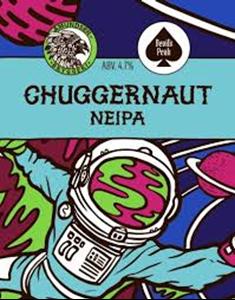 Billede af Chuggernaut Neipa - Amundsen bryggeri