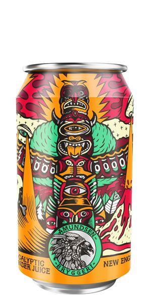 Billede af Apocalyptic Thunder Juice New England Ipa- Amundsen bryggeri