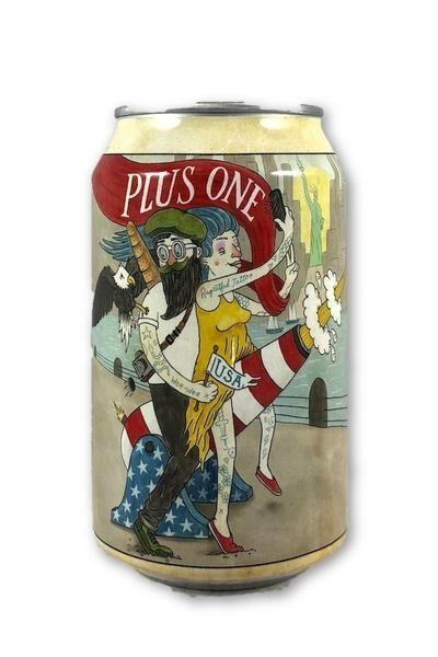 Billede af Plus one- Against the grain brewery