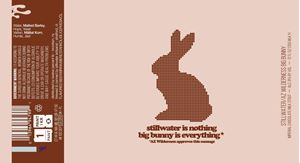 Billede af Big Bunny is everything - Stillwater Artisanal