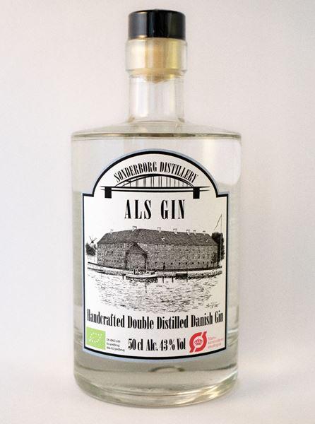 Als Gin - Sønderborg Distillery