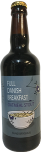 Billede af Full Danish Breakfast  - Fanø Bryghus