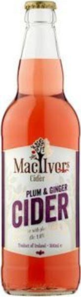 Billede af Plum & Ginger Cider - Macivors cider co