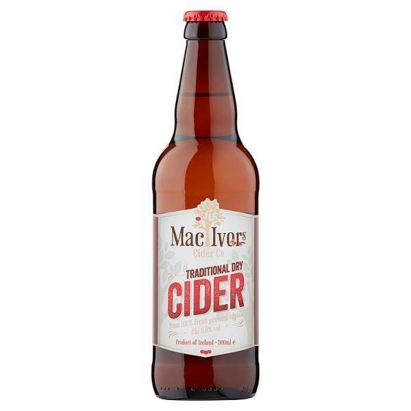 Billede af Traditionel dry cider - Macivors cider co