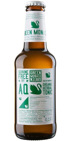 Billede af Organic Herbal Tonic - green Monaco