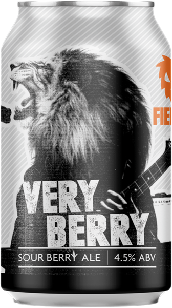 Billede af Very Berry - Fierce