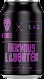 Billede af Nervous Laughter - Fierce