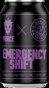 Billede af Emergency Shift - Fierce