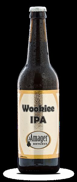 Billede af  Wookiee IPA 33 cl - amager bryghus