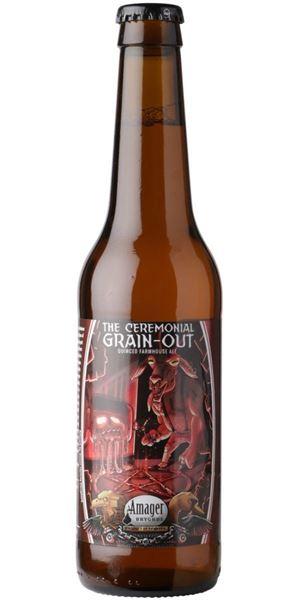 Billede af The ceremonial Grain-out 33 cl - amager bryghus
