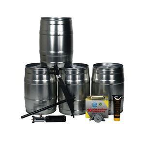 Festfad Tappeanlæg Til 5 Liter