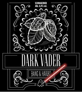Dark Vader - Bang Og Harbo