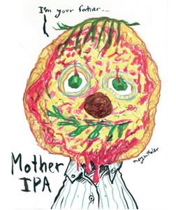 Mother IPA 33cl 5,5% - CooLAB & Mother
