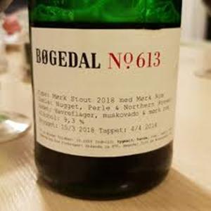 Billede af Bøgedal No 613, 70 cl.
