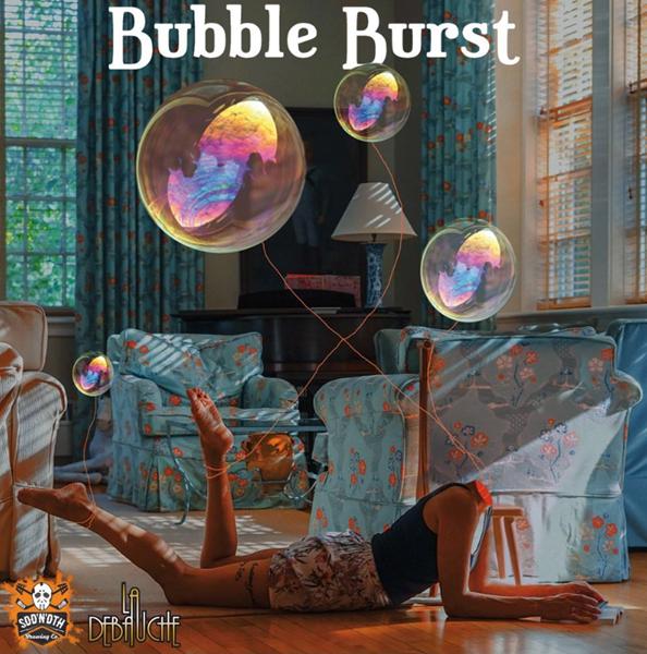 Bubble Burst - Imperial Brut IPA 33cl