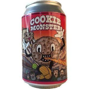 Billede af Cookie monster - Amundsen
