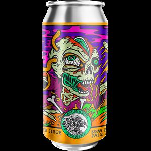 Billede af Zombie Juice New england pale ale - Amundsen bryggeri