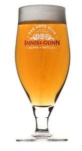 Glas Innis & Gunn 1/2 Pint