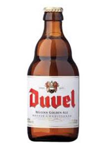 Billede af Duvel Belgian golden ale
