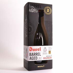 Billede af Duvel Barrel aged 75 cl