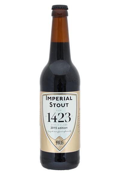 Billede af Midtfyns 1423 Imperial Stout 33 cl