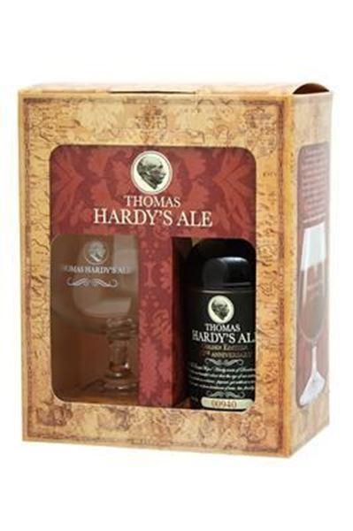 Billede af 50th Anniversary for Thomas Hardy's Ale gaveæske