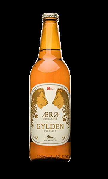 Billede af Rise bryggeri - gylden pale ale