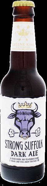 Billede af Strong Suffolk-dark ale - Greene King