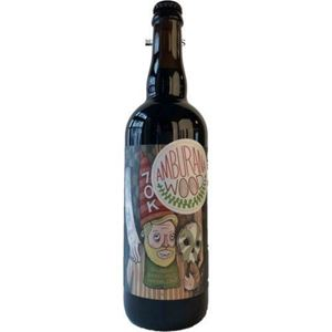 Billede af Amburana wood- Against the grain brewery