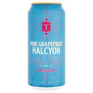 Billede af Pink grapefruit Halcyon - Thornbridge
