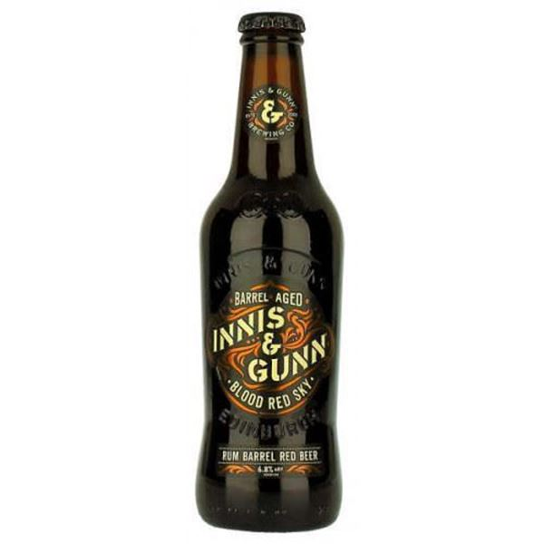 Innis & Gunn Rum Barrel Red Beer
