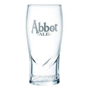 Glas Greene King Abbot 1/1 Pint