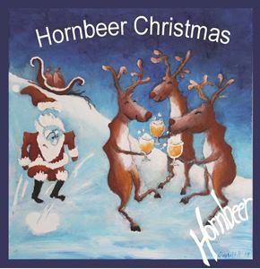 Hornbeer Christmas - 33CL - fra Hornbeer