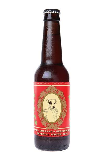Colonel Custard's Christmas Ale - Black Isle Brewing Co