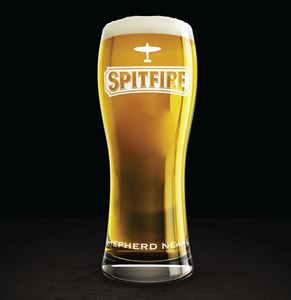 Glas Spitfire 1/1 Pint